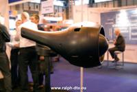 Prototipo motore aereo