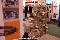 Motore Moto3