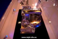Modello musetto F1 - Componentistica ottenute mediante macchine utensili a controllo numerico
