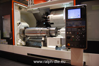 Tornitura a controllo numerico - CNC