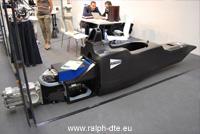 Telaio monoscocca vettura formula elettrica