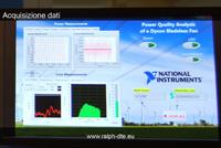 Acquisizione dati misure potenza ed energia