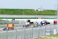 Truck Racing - Bagarre