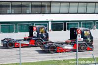 Sorpassi motrici camion - Truck Racing