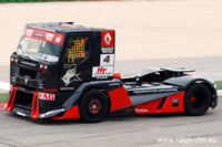 Primo piano Renault Truck