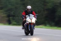Test su strada BMW S1000RR