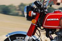 Honda CB 350 Four - Turismo su due ruote