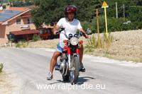 Honda CB 350 Four - Una moto che scotta