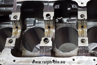 Supporti albero motore Ford Escort RS Cosworth