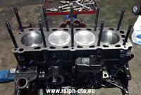 Montaggio prigionieri motore Ford Escort RS Cosworth
