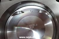 Accoppiamento pistone cilindro