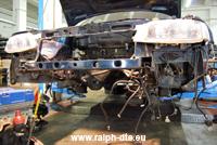 Vano motore Ford Escort RS Cosworth