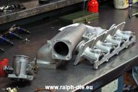 Aspirazione motore Ford Escort RS Cosworth