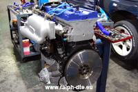 Aspirazione maggiorata motore Ford Escort RS Cosworth