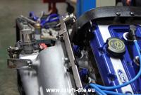 Aspirazione e alimentazione motore Ford Escort RS Cosworth