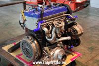 Motore con differenziale autobloccante e collettori in acciaio artigianali
