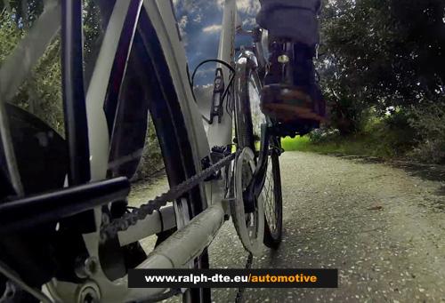 Powertrain eBike Ralph DTE EBK Endurance