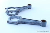 Bielle Fork & Blade - Vista laterale