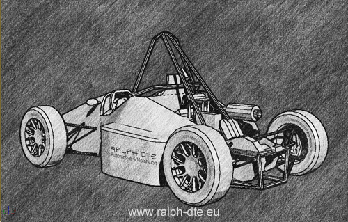 Formula SAE - Ralph DTE Automotive & Motorsport