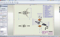 CAD 2D Assembly - Example